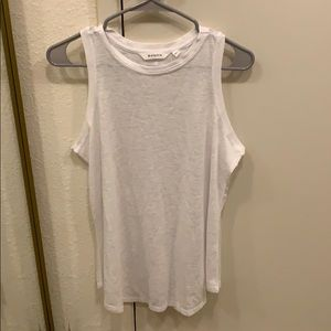 Athleta White Tank Top